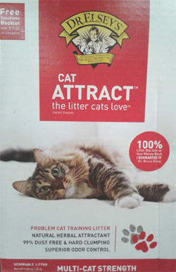 Dr. Elsey Cat Attract